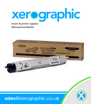 Xerox 106R01221 Genuine OEM High Capacity Black Toner Cartridge Phaser 6360