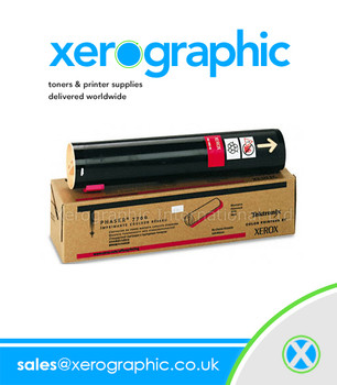 Xerox Phaser 7760 High Capacity Genuine Magenta Toner Cartridge 106R01161