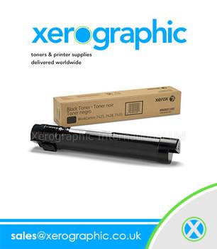 Xerox 7425,7428,7435 Genuine PagePack Black Toner Cartridge 006R01391