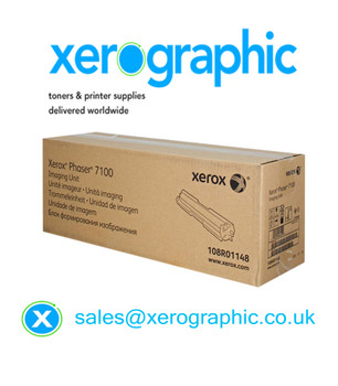 Xerox Phaser 7100 Genuine Color Imaging Unit Cartridge 108R01148