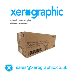 Xerox D95, D110, D125, D136, (£199) Genuine Drum Cartridge 013R00668 13R668