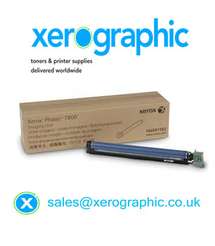 Xerox Phaser 7800, Genuine Printer Color Drum Cartridge 106R01582, (£159.00)