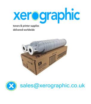 Xerox 5945 5955 Genuine Twin Pack Black Metered Toner Cartridge 006R01604