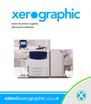 Xerox DocuColor 240 242 250 252 260 Genuine Cyan Toner Dispenser Assy 094K04573, 094K04574, 094K04575, 094K04576, 094K04577, 094K04578, 094K04579