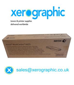 Xerox VersaLink C400, C405, Genuine Magenta PagePack Toner Cartridge 106R03107