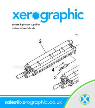 Xerox DC 240 242 250 252 260 DC 700 700i Color 550 560 570 Genuine Developer Housing Drive Gear Repair Kit 655N00400