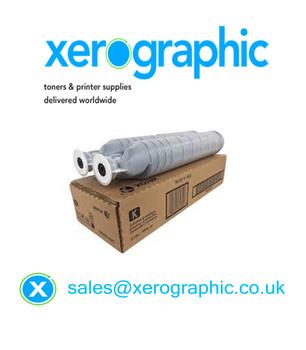 Xerox Genuine Twin Pack Black Toner Cartridge WorkCentre 5945 5955 006R01606