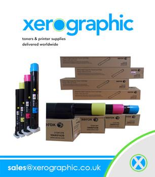 Xerox WorkCentre 7830, 7855, 7970 Genuine CMYK Toner Cartridge 006R01517, 006R01518, 006R01519, 006R01520