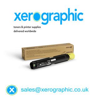 Xerox VersaLink C7000 Genuine Yellow Toner Cartridge (10,100 Pages)  106R03758