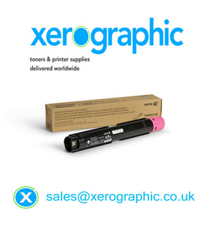 Xerox VersaLink C7000 Genuine Magenta Toner Cartridge (10,100 Pages)  106R03759