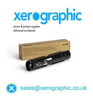 Xerox VersaLink C7000 Genuine Standard Black Toner Cartridge 106R03761
