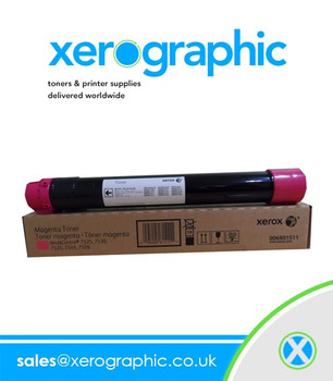 Xerox Versalink C7020, C7025, C7030, Genuine Magenta Metered Toner Cartridge 106R03735