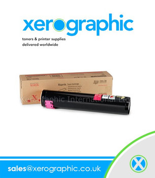 Xerox Versalink C7020 Genuine Extra High Capacity Magenta Toner Cartridge 106R03739