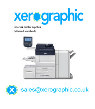 Xerox PrimeLink C9065, C9070 Printer Genuine Black Toner Cartridge WE 006R01734, 6R734
