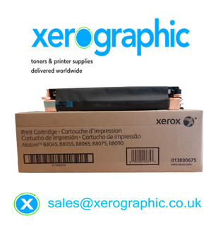 Xerox® AltaLink® B8090, B8075, WorkCentre 5900i, 5945, 5955, Genuine Print Drum Cartridge 013R00675, 13R00675, 13R675