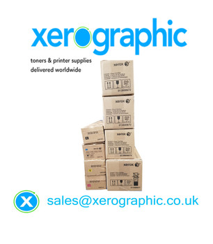 Xerox Color J75, C75, Press, 700, 700i, DCP Genuine CMYK Drum & Toners Cartridge 006R01375/6/7/8, 013R00672, 013R00671