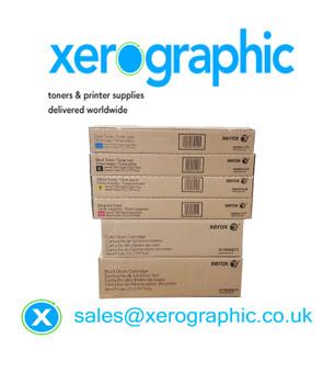 3 Toner Chips for Xero 700 770 C75 J75 Digital Color Press 006R01380 ~ 006R01382