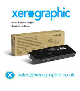 Xerox VersaLink Genuine Extra High Capacity Yellow Toner Cartridge 106R03525
