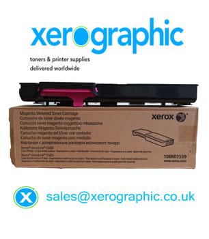 Xerox VersaLink C400, C405, Page Pack Magenta Toner Cartridge 106R03539