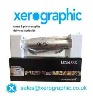 Genuine Lexmark C930X72G Imaging Drum Cartridge Laser Printer, C935, X940, X945, (C930X72G)