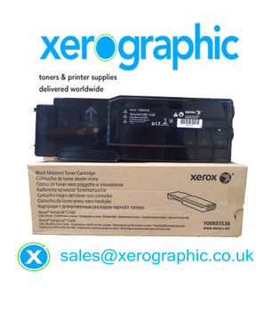 Xerox VersaLink C400, C405, Genuine Page Pack Black Toner Cartridge 106R03536