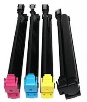 Genuine Konica Minolta TN312 CYMK Toner Cartridge 8938705, 8938706, 8938707, 8938708