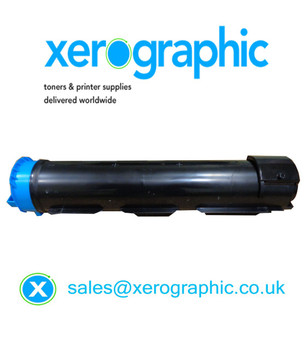 Xerox Color 800i, 1000i Press Genuine Cyan Dry Ink Toner Cartridge 006R01476, 6R1476