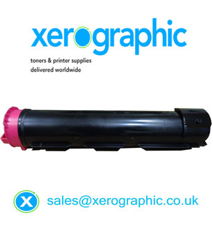 Xerox Color 800i, 1000i Press Genuine Magenta Dry Ink Toner Cartridge 006R01477, 6R1477