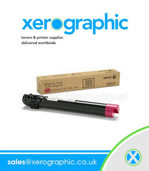 Xerox AltaLink C8100, Genuine Magenta Toner Cartridge 006R01748 (21,000 Pages)