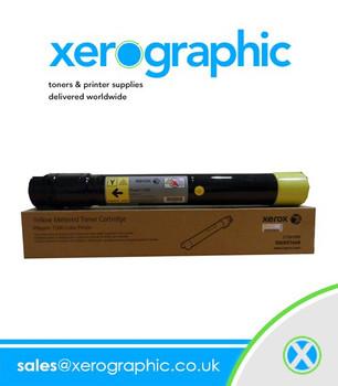 Xerox AltaLink C8100, Series Genuine Yellow Toner Cartridge 006R01749 (21,000 Pages)
