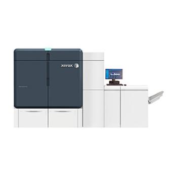 Xerox Iridesse Production Press Genuine Gold Silver Toner Cartridge 006R01717, 6R1717