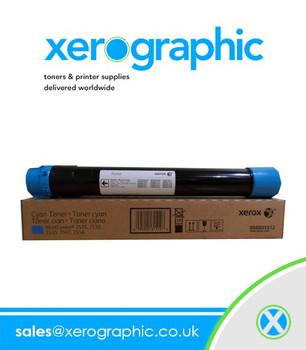 Xerox AltaLink C8030, C8035, C8045, C8055, C8070 Genuine Sold Cyan Toner Cartridge 006R01702