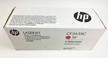 Genuine HP CF363X, Toner Cartridge 508X Standard Magenta, M552dn, M553, M577