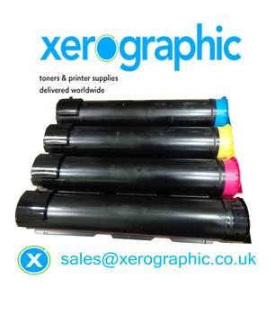 Xerox Versant 2100 /3100 Press Genuine Multi Color DMO Toner Cartridge 006R01634, 006R01635, 006R01636, 006R01637