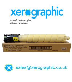 Xerox AltaLink C8100, Series Genuine Yellow Toner Cartridge 006R01745 (21,000 Pages)