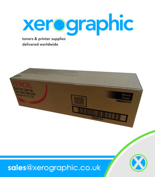 Xerox 7132  7232  7242  Genuine Black Toner Cartridge - 006R01317