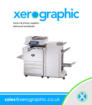 Xerox WorkCentre Pro 3545 With Booklet Maker Finisher Only 154k Total Usage