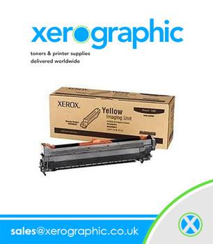 Phaser 7400 Xerox Genuine Yellow Image Unit - 108R00649 108R649