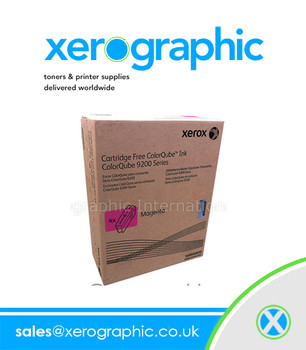 Xerox ColorQube 9201, 9202, 9203, Genuine Magenta solid Ink Cartridge - Metered 108R00834