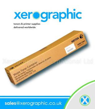Xerox WorkCentre 7425, 7428, 7435, Genuine Waste Toner Container 008R13061, 108R00865