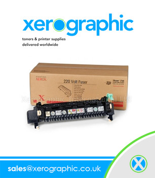 Xerox WorkCentre 5325 5330 5335 Genuine 220V Fuser Cartridge