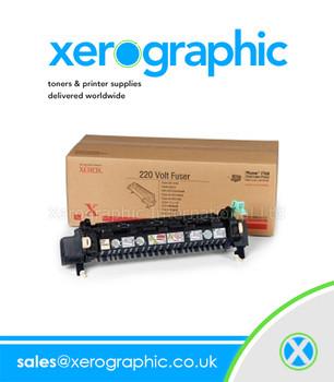 Xerox Phaser 7750 Genuine Fuser Kit Assy 220 Volt - 115R00026 115R26