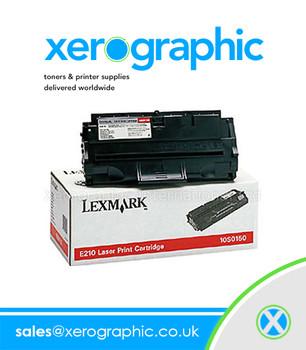 Lexmark Ink E210 Original Laser Print Cartridge 10S0150