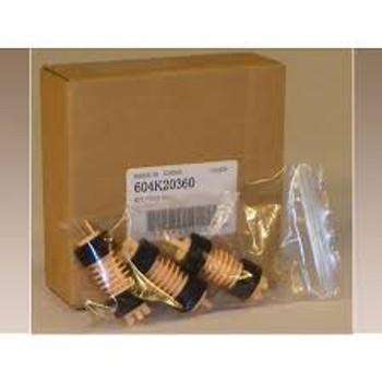 Xerox Genuine Feed Nudger Retard Roll Kit DocuColor 604K20360 600K78460 604K20530 DC 250 240 242 252 260