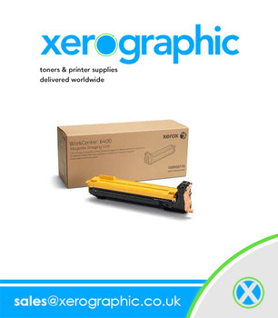 Xerox Genuine Yellow Imaging Drum Unit WorkCentre 6400 108R00777
