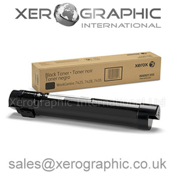 Xerox 7120, 7125, 7220, 7225, OEM Original Black Toner Cartridge 006R01457 6R1457