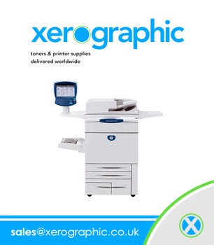 Xerox Docucolor 252 Professional Printing Machine, Fantastic condition With External Fiery Controller