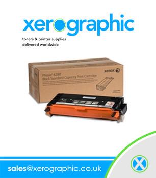 Xerox Phaser 6280 Genuine Metered Black Print Cartridge - 106R01407