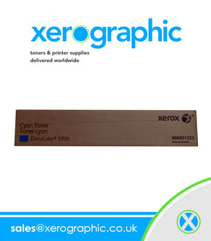 Xerox Colour 550 560 570 Genuine Cyan Toner Cartridge 006R01528