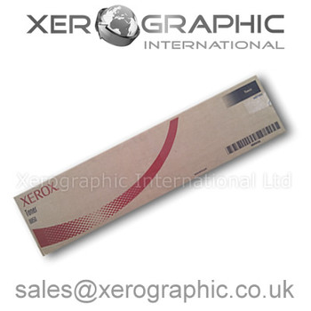 Xerox 8825 8830 Plan Printer Genuine Black Toner - 006R90268